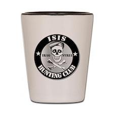 ISIS Hunting Club - Iraq - Syria Shot Glass