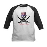 Patriotic Pirate (S) Tee