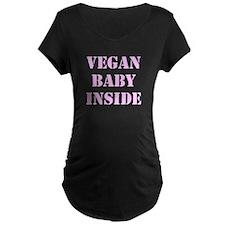 Funny Vegan baby T-Shirt