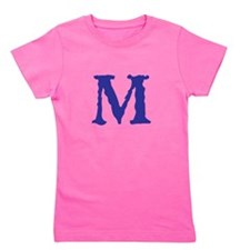 M Girl's Tee