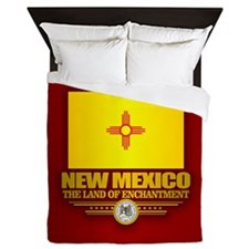 New Mexico (v15) Queen Duvet