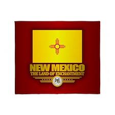 New Mexico (v15) Throw Blanket