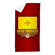 New Mexico (v15) Beach Towel
