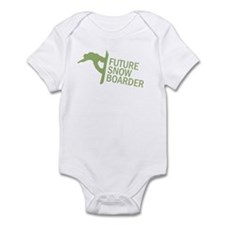 Future Snowboader Infant Bodysuit