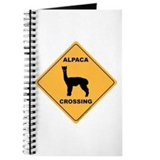 Alpaca Crossing Journal
