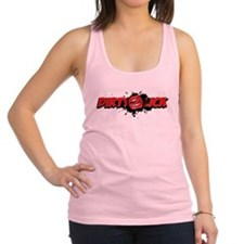 Dirty Lick Racerback Tank Top
