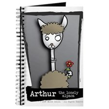 Arthur the Lonely Alpaca Journal