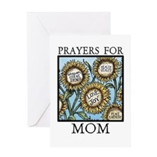 Cute Love mom Greeting Card