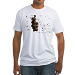 Confetti Streetlight Fitted T-Shirt