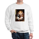 The Queens Cavalier Pair Sweatshirt