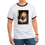 The Queens Cavalier Pair Ringer T