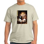 The Queens Cavalier Pair Light T-Shirt