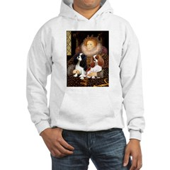 The Queens Cavalier Pair Hooded Sweatshirt