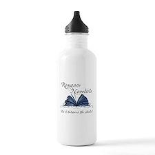 Unique Authors Water Bottle