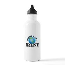 World's Best Irene Water Bottle