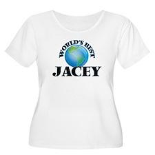 World's Best Jacey Plus Size T-Shirt
