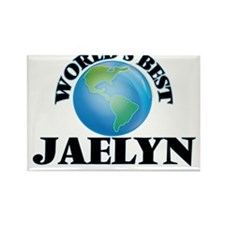 World's Best Jaelyn Magnets