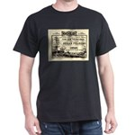 Gold Express Clipper Ships Dark T-Shirt