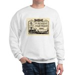 Gold Express Clipper Ships Sweatshirt