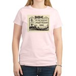Gold Express Clipper Ships Women's Light T-Shirt