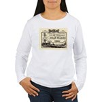 Gold Express Clipper Ships Women's Long Sleeve T-S