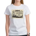 Gold Express Clipper Ships Women's T-Shirt