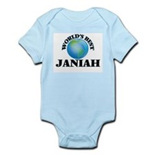 World's Best Janiah Body Suit