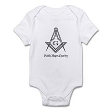 Masonic Infant Bodysuit