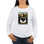 Mona's 2 Cavaliers Women's Long Sleeve T-Shirt