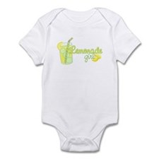 Lemonade Girl Infant Bodysuit