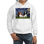 Starry Cavalier Pair Hooded Sweatshirt