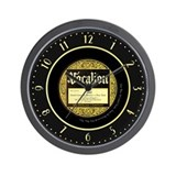 "Vocalion ""Sweet Georgia Brown"" Label Wall Clock"