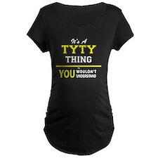 Unique Tyty's T-Shirt