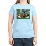 Bridge & 4 Cavaliers Women's Light T-Shirt