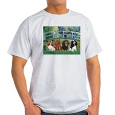 Bridge & 4 Cavaliers T-Shirt