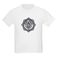 Maine State Police Kids Light T-Shirt