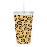 Leopard Spots Animal S Acrylic Double-wall Tumbler