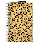Leopard Spots Animal Skin Journal
