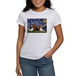 Starry / 4 Cavaliers Women's T-Shirt