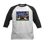 Starry / 4 Cavaliers Kids Baseball Jersey