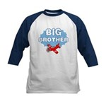 Big Brother - Airplane Kids Baseball Jersey