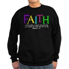 Cute Faith Sweatshirt