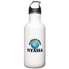 World's Best Nyasia Water Bottle