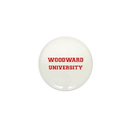 WOODWARD UNIVERSITY Mini Button