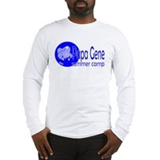 Camp Papa Gene Long Sleeve T-Shirt