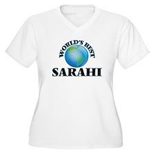 World's Best Sarahi Plus Size T-Shirt