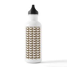 Dachshund Wiener Dog P Sports Water Bottle