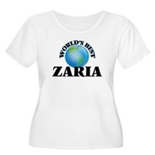 World's Best Zaria Plus Size T-Shirt
