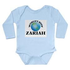 World's Best Zariah Body Suit