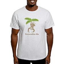 Personalized Monkey T-Shirt